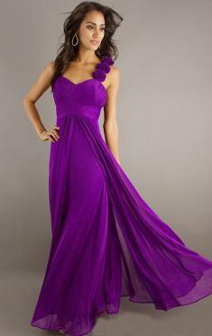 Page 2 of 5 for Purple Bridesmaid Dresses, Cadbury Purple, Lilac Bridesmaid Dresses