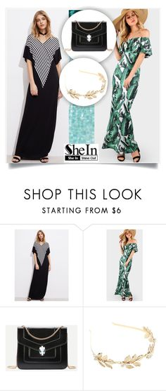 """SheIn 1"" by fashion-with-lela ❤ liked on Polyvore"