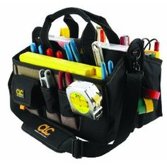 This Craftsman Bag Is a Quality Tool Storage Solution! This 13 In Tool Bag Is a Handy Tool Storage Tote for All Yours Household Repair Tools