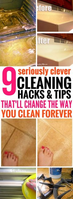 9 Effective Ways To Deep Clean Your Home Life A Ninja BEST deep cleaning tips that I've read so far. These cleaning hacks and tips will save so much time and they do the job really well. Cleaning Tips and Tricks Deep Cleaning Tips, House Cleaning Tips, Cleaning Solutions, Spring Cleaning, Cleaning Hacks, Diy Hacks, Weekly Cleaning, Cleaning Products, Casa Clean