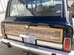 (Rusted out Jeep photo just for humor. clearly NOT the Grand Wagoneer for us.) My wife and I discussed getting the Jeep Grand Wagoneer and… Cherokee Chief, Jeep Photos, Jeep Gladiator, Jeep Grand, Jeep Life, Jeep Wrangler, Jeep Wagoneer, Gw, Woody