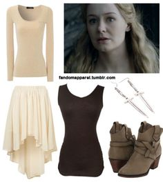 Eowyn outfit.... she is absolutely my favorite female character in Lord of the Rings!