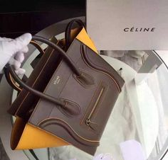 Céline Luggage Tote original leather