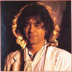 MAGE MUSIC: 1985 Jimmy Page, from The Firm Tourbook
