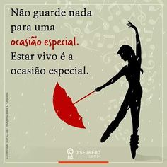 Viver é especial
