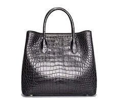 Genuine Crocodile Leather Top Handle Satchel Handbag Shoulder Bag Tote Purse Messenger Bags