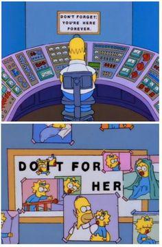 Homer Simpson's Guide to Fatherhood.