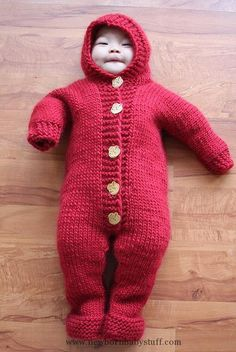 Baby Knitting Patterns Free pattern on Ravelry. Not easy to understand, but great i...