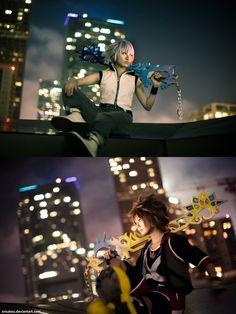 Kingdom Hearts 3D: Light Falls Into Darkness by arisatou.deviantart.com on @DeviantArt