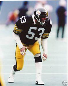 Bryan Hinkle - Pittsburgh Steelers (1986 Steelers MVP)