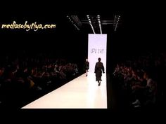contrfashion Ольга Лапинская  LPN SKY на Mercedes Benz Fashion Week Russ...