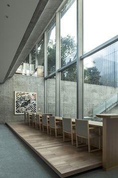 Setouchi Aonagi, Japan / small luxury hotel / brand design & sign design by #artless Inc. // architecture by TADAO ANDO