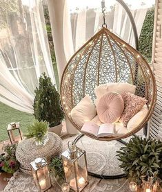 Cheap Home Decor .Cheap Home Decor Cute Room Decor, Room Decor Bedroom, Living Room Decor, Bedroom Chair, Bedroom Ideas, Cozy Bedroom, Living Rooms, Teen Bedroom Decorations, Living Spaces