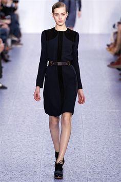 Sfilata Chloé Paris - Collezioni Autunno Inverno 2013-14 - Vogue