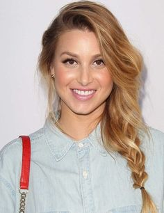 Whitney Port made our list of Ultimate Celebrity Make-up Looks 2012 | ELLE UK