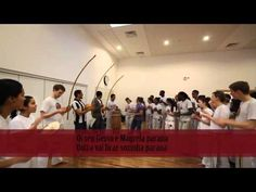 8th Capoeira Muzenza London Event - Music class with lyrics www.capoeiracademyuk.com
