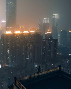 Chiok Jun Jie is a talented self-taught photographer, graphic designer, urban explorer and drone pilot based in Singapore. Chiok focuses on urban and street photography, he shoots also stunning rooftop and aerial shots. Night Aesthetic, City Aesthetic, Aesthetic Anime, Urban Photography, Street Photography, Vaporwave Art, Night City, Landscape Illustration, Fantasy Landscape