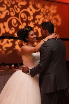 #wash #coral #bride #wedding #firstdance #beautiful #boydsevents #reception Wedding Events, Weddings, First Dance, Reception, Coral, Monogram, Bride, Lighting, Beautiful