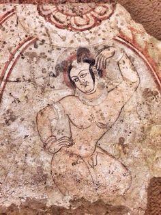 絲路梵相——新疆和田達瑪溝佛教遺址出土壁畫藝術