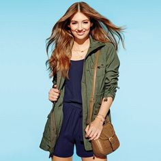 Luck of the Drawstring Anorak. Great Buy! elizabeth.marra-chiodo@rogers.com 416-669-9217