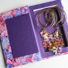 Hide all your pretties in this stylish DIY book safe!