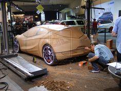 Live Auto Clay Modeling by Jetster1.deviantart.com on @deviantART
