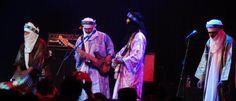 WATCH: Touareg Grammy Winners Tinariwen on World Tour   Middle East Voices