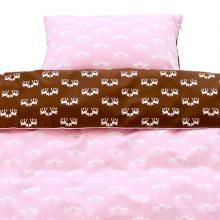 Duvet pink deer | Party in a Box
