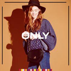 La blusa perfecta para esta estación.  Complementa tu estilo con @Only  #SinRiesgoNoHayModa