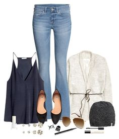 """""""#dressitjessistyle @hm.com"""" by jesswyatt ❤ liked on Polyvore featuring H&M"""