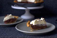 chocolate pudding pie   smitten kitchen