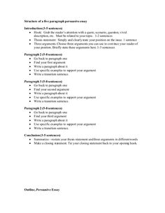 Good Persuasive Essay Topics For Middle School Persuasive As