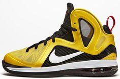 "quality design d80f1 10f66 Nike LeBron 9 Elite ""Varsity Maizeâ"
