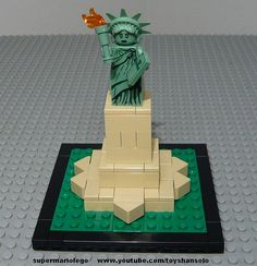Lady Liberty - minif...