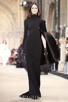 Stephane Rolland haute couture, all black dress Stephane Rolland, Dark Fashion, Live Fashion, Fashion Fashion, Latest Fashion, Couture Fashion, Runway Fashion, Womens Fashion, Dress Dior