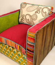 """""""Happy Chair""""by ShawNa Robinson."""