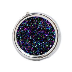 Round Pill Box Mosaic Glitter 1 #Cafepress #Pill #Box #Glitter http://www.cafepress.com/medusa81.914300719