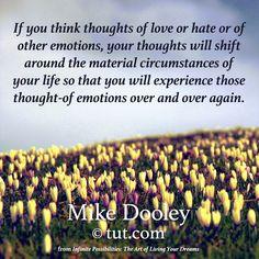 Mike Dooley, www.tut.com