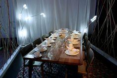 Ligne Roset & Rottet Studio #diningbydesign #tabletop