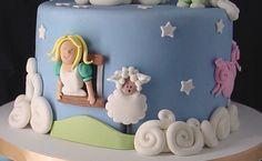 cute nursery rhyme cake