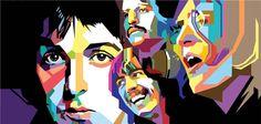 The Beatles WPAP Design