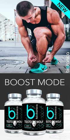 THE MOST POTENT, ALL NATURAL, TESTOSTERONE BOOSTER AVAILABLE! USING EXPENSIVE, PREMIUM, NATURAL  INGREDIENTS  Say hello to natural, pure potency! TESTO WOLF contains a complete set of potent NATURAL ingredients that boost your testosterone easily and safely.  #testoterone #testobooster #natural #biotanica