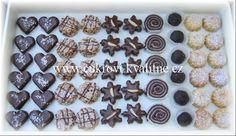 Ukázka – II. část - www.helencina-sbirka-receptu.com It Cast, Cookies, Food, Biscuits, Crack Crackers, Essen, Meals, Cookie Recipes, Yemek