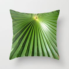 Welcome to the Tropics Throw Pillow by Rosie Brown - $20.00