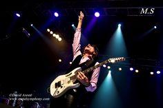 Steve Vai & Evolution Tempo Orchestra – 18 de Junio'13 – Hotel Auditorium (Madrid)