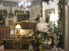 Country French Antiques