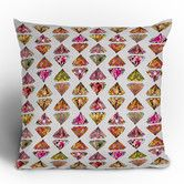 Found it at AllModern - Bianca Green These Diamonds Are Forever Polyester Throw Pillow