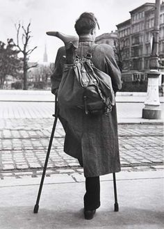 Homecoming Prisoner, Vienna, Austria (1946-1948)
