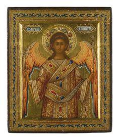 Guardian Angel, Russia, 19th century
