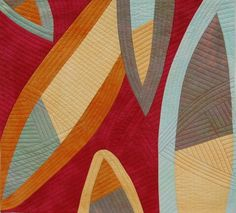 Poke by Tommy's Art Quilts - can be purchased.